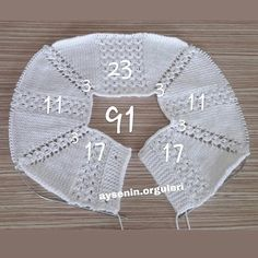 Tulip Lace Knitting Pattern - Búsqueda D - Post - Marecipe Baby Knitting Patterns, Shrug Knitting Pattern, Knitting For Kids, Easy Knitting, Baby Patterns, Crochet Patterns, Vest Pattern, Diy Crafts Knitting, Diy Crafts Crochet