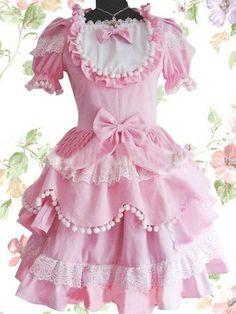 Cute Loli Dress - Cute Pastel &lt-3 - Pinterest - Dresses