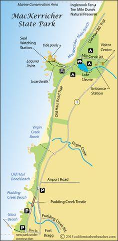 7 Best Redwood National Park Maps Images National Parks Map Trip
