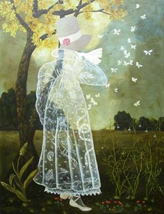 Paintings by Anne Siems