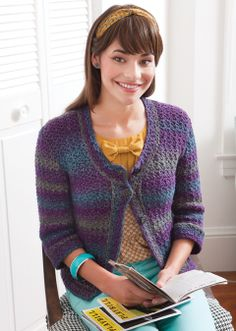 Marlo Coat | crochet today