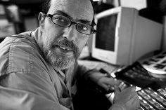 Bruce Gilden (portrait by Martin Fuchs: http://www.flickr.com/photos/martinfuchs/162232166/)