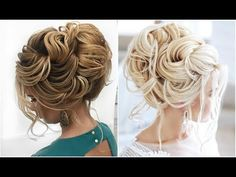 Elegant Hairstyle Ideas - Beautiful & Elegant Compilation