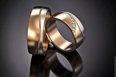"""Купить Обручальное кольцо """"Нежное"""" - золотой, обручальные кольца, купить обручальные кольца, заказать кольца"""