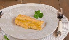 Salmón al horno con mostaza y miel