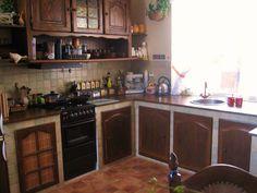 Kuchyňa murovaná
