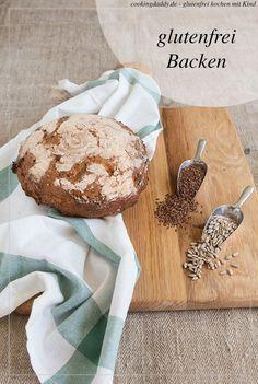 glutenfreies Mischbrot