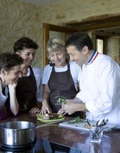 cooking classes with Alain Berne, a french master Chef - Alain BERNE - Hostun