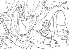 The Fall, Bible App for Kids Story, The First Sin, teaches