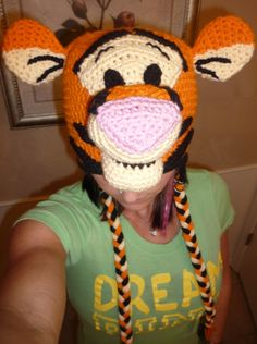 Tigger hat