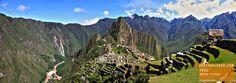 Magnificent Machu Picchu - Panorama - Peru