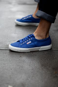 #Superga 2750 #Classic #sneaker #blue #shoes