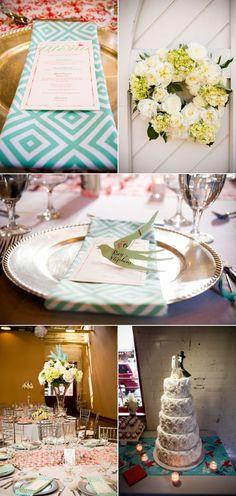 Raleigh Wedding by Erin McLean Eents + f8 Photo Studios