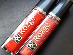Rozgé Cosmeceutical Lip Gloss Review - Vegan, cruelty-free, and available in 23 beautiful colors: what's not to love?