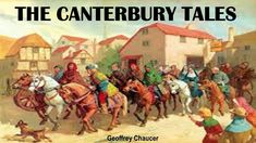 Learn English Through Story - The Canterbury Tales by Geoffrey Chaucer - YouTube