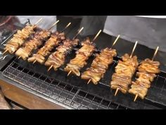 How to Make Yakitori (Recipe) 焼き鳥の作り方 (レシピ) (+playlist)