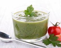 Soupe zéro graisse au brocoli et curcuma