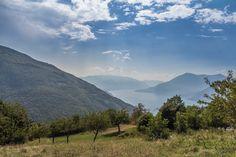Piękne Jezioro Como, Włochy / Como Lake, Italy