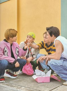Suho, Chen, Kai, Chanyeol - 190915 Fourth official photobook 'PRESENT ; the moment' Credit: Glitter Baek. Exo Chanyeol, Kyungsoo, Exo Ot12, Exo K, Exo Chanbaek, Exo For Life, Exo Group, Exo Lockscreen, Xiuchen