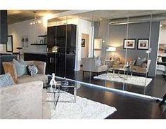 Sleek & Sexy Zen Loft for Sale in Central King West - #504 - 42 CAMDEN ST http://www.kingwestlofts.ca/504-42-camden-st-0
