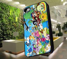 Jede Zeit ist Abenteuer Zeit Case für iPhone 4, iPhone 4 s, iPhone 5, iPhone 5 s, iPhone 5c, Samsung Galaxy s2 / s3 / s4
