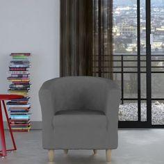 housse extensible tertio pour fauteuil cabriolet bleu