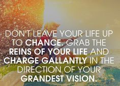 """Good Monday Morning #Smartpreneur! Here's your food for thought for today...""""Take the chance and grab control of your destiny. By charging gallantly in the direction of  your vision. It's the only way to experience TRUE FREEDOM"""" #ThinkAboutIt"""
