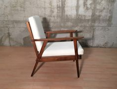 Vintage Sessel - toller Sessel 50er/60er *Mid Century - ein Designerstück von Mid-Century-Frankfurt bei DaWanda