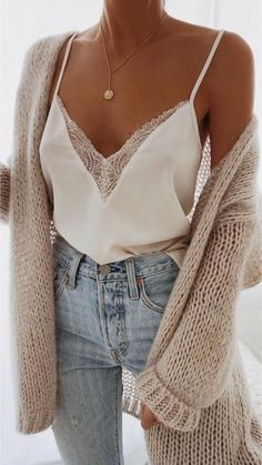 36 Jawdroppingly Cheap Cardigans You Must Try - Summer Fashion Id . - 36 jawdroppingly cheap cardigans you have to try – summer fashion ideas – - Look Fashion, Winter Fashion, Womens Fashion, Fashion Trends, Ladies Fashion, Cheap Fashion, Fashion Ideas, Fashion Clothes, Fall Clothes