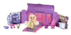 Lil Bratz Fashion Runway Purse Playset - Cloe by MGA Entertainment. $12.99. From the Manufacturer                You're Lil' Bratz lives a big life in her tiny little world. Inside is everything your Bratz will need to beautify and makeover herself and her friends or to rock a high-fashion runway in disco style.                                    Product Description                You're Lil' Bratz lives a big life in her tiny little world. Inside is everything your Bratz ...