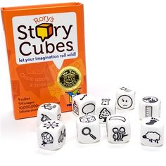 Rorys Story Cubes Original - Timberdoodle Co