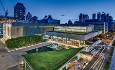 Lincoln Center Theater LCT3 by H3 Hardy Collaboration Architecture