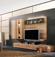 el color de la madera combina bien con el gris de fondo.  La parte de la izquierda y el cajón de abajo