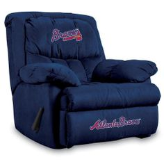 Use this Exclusive coupon code: PINFIVE to receive an additional 5% off the Atlanta Braves Home Team Recliner at SportsFansPlus.com