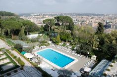 Waldorf Astoria Rome Cavalieri, Italy