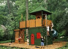Charmant Barbara Butler Extraordinary Play Structures For Kids Fort Bethesda: The  Version Of Atherton Castle