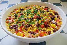 Grillsalat, ein tolles Rezept aus der Kategorie Gemüse. Bewertungen: 92. Durchschnitt: Ø 4,3.