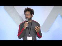 "Sergey Brin on taking moonshots & the value of failing, very cool video that talks about a lot more than ""search"". Learn how to fail and more importantly achieve!"