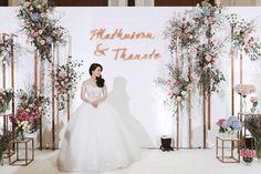 Wedding Photo Walls, Wedding Wall, Wedding Stage, Wedding Themes, Wedding Designs, Wedding Events, Dream Wedding, Wedding Ceremony, Weddings