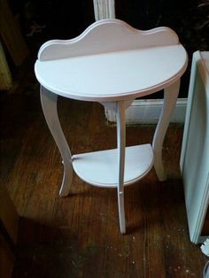 Exceptionnel Petite Half Moon Table Round Entry Table, Half Round Table, Entry Tables,  Moon