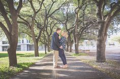 West End Engagement Photography | Dallas West End Engagement Photographer