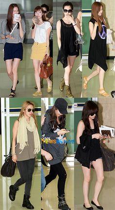 Love Jessica and Seohyun's look