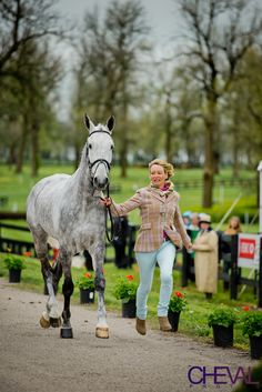King is Queen of Rolex Style   Mary King Fernhill Urco Rolex 2013  http://www.dappledgrey.com