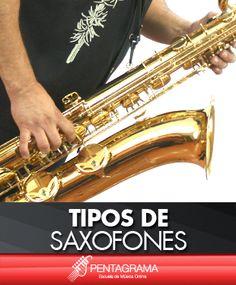 Curso de saxofón – Historia y Tipos de saxofones | CURSOS DE MUSICA EN VIDEO Y DVD