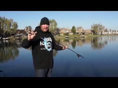 Bass Fishing Casting Techniques - YouTube