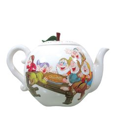 Snow White Apple Teapot | Daily deals for moms, babies and kids