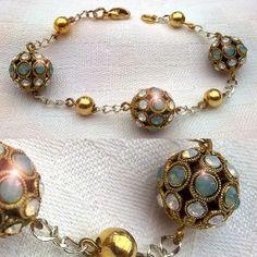 "bracelet ""Cristalline"""
