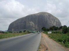 Zuma Rock, Nigeria - by Jeff Attaway/Flickr