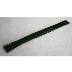 FLOWER WIRE 22 GAUGE - DARK GREEN