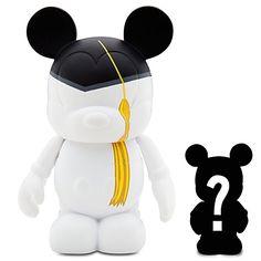 Disney Vinylmation Celebrations 3'' Figure With Mystery Junior - Graduation NIB $34.99